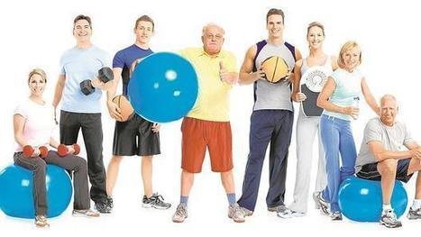 Dime cuántos años tienes y te diré cuál es el deporte que más te conviene | Apasionadas por la salud y lo natural | Scoop.it