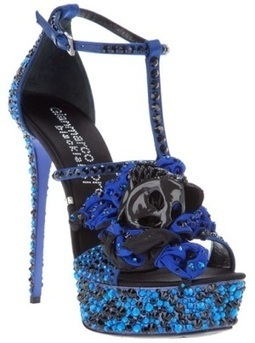 Celebrity Shoe: Gianmarco Lorenzi Black Label | Le Marche & Fashion | Scoop.it
