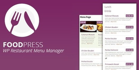 foodpress Restaurant Menu & Reservation Plugin v1.2 Download - Download Full Nulled Scripts | WooCommerce Extensions Nulled Download | Scoop.it