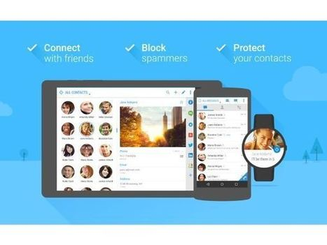 10 Best Contact Apps | Practical Networked Leadership Skills | Scoop.it