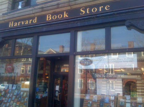 How Harvard Book Store combines the best of digital bookselling with the best of physical bookselling | Ebøker i bibliotek | Scoop.it