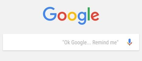 Google Now a um toque agora faz pesquisa com imagens e textos selecionados | Mediador do conhecimento! | Scoop.it