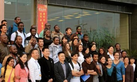 La Chine, nouvel eldorado des cerveaux africains | Afrique et Intelligence économique  (competitive intelligence) | Scoop.it