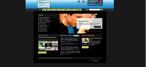 Reach Out | CCW Yr 8 Adolescence & Relationships | Scoop.it