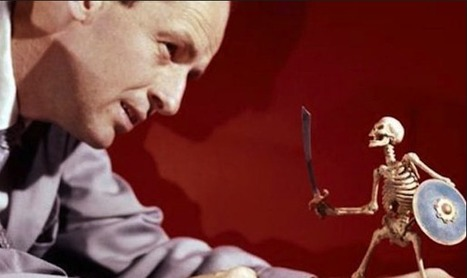 Ray Harryhausen: modern Prometheus...   Art for art's sake...   Scoop.it
