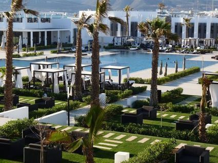 Sofitel Agadir Thalassa sea & spa hotel (Agadir, Maroc) - Coup de