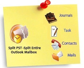 Advanced Tool to Split MS Outlook PST File – Divide PST by Date, Size, Year, & Folder | Manage Outlook easily by Splitting PST by Date,Year,Folder and by Size | Scoop.it