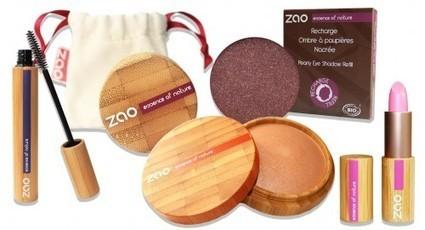 Zao MakeUp confie les relations presse à Market in Force   Beauty Push, bureau de presse   Scoop.it