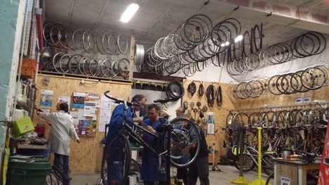 Apprenez à réparer votre vélo vous-même ! | Transition | Scoop.it