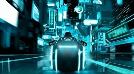 New Details on TRON: UPRISING and ULTIMATE SPIDER-MAN Animated Series on Disney XD | Animation News | Scoop.it