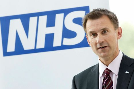 NHS: Jeremy Hunt's local NHS trust savaged over patient safety after inspectors swoop | Welfare, Disability, Politics and People's Right's | Scoop.it