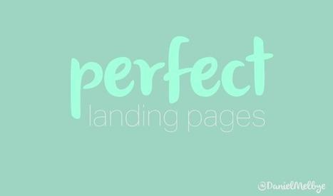Great landing page designs | Nonprofit website design | Scoop.it