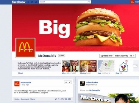 Facebook Timeline for Brands Coming Later This Month [REPORT]   Everything Facebook   Scoop.it