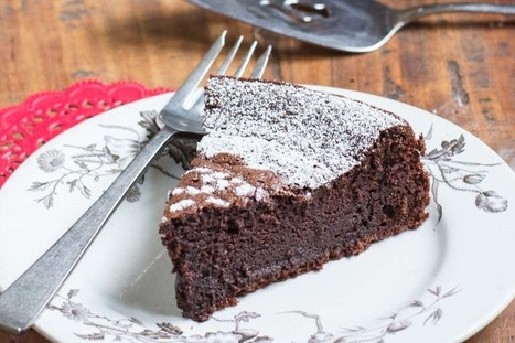 Flourless Chocolate Cake - Review Easy Homemade Cookies | Read Free Books | Scoop.it
