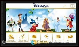 DisneyLand Paris - l'application gratuite Android et Iphone qu'il vous faut. | Geekiness | Scoop.it