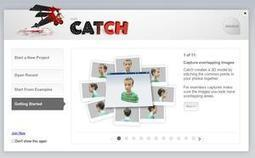 "Autodesk 123D Catch : The Ease of ""Scanning"" 3D Objects with your Camera 