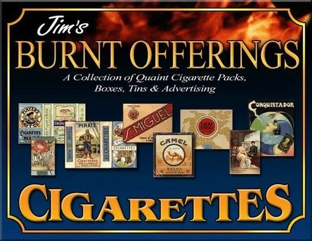 Social history of smoking--old cigarette packs and advertising. | A Cultural History of Advertising | Scoop.it