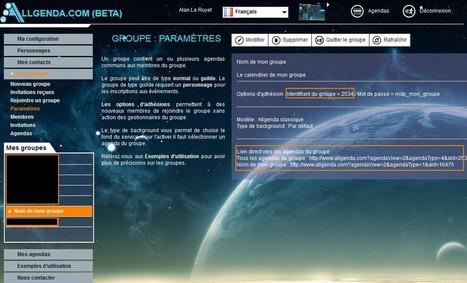 Tutoriel: Créer un module agenda avancé avec Allgenda | Forumactif | Scoop.it