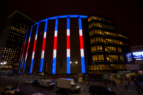 Philips Helps Madison Square Garden Shine With State-of-the-Art Connected LED Lighting System   Business Wire   LED Lighting   Scoop.it
