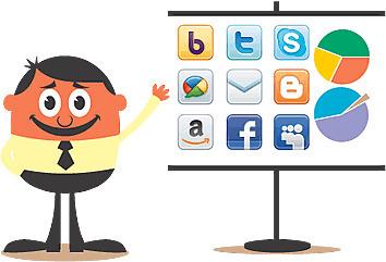 Quelle stratégie d'entreprise sur les médias sociaux ?   Réseaux sociaux et stratégie d'entreprise   Scoop.it