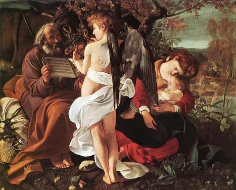 The Other Caravaggio   AdlandPro Social Media Share   Scoop.it