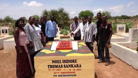 Burkina Faso: la renaissance et la réhabilitation de Thomas Sankara en marche | Cultures & Médias | Scoop.it