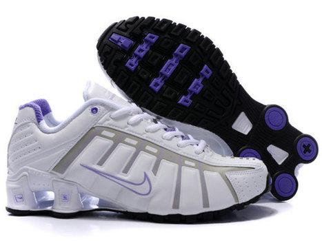Nike Shox NZ Femme 0019 [Nike SHOX A0079] - €61.99 | shox chaussures | Scoop.it