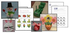 Kids Crafts, Kids Activities, Worksheets, Coloring Pages and More at AllKidsNetwork.com | Kindergarten | Scoop.it