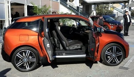 BMW i3 electric car takes commands from Galaxy Gear smart watch , CES 2014 | News | Scoop.it