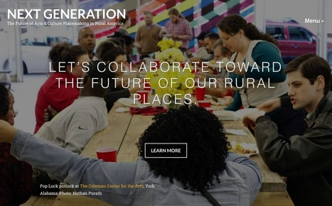 Announcing the Launch of the Next Generation Digital Learning Commons | | Social Art Practices | Scoop.it