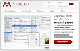 Uclan Pedagogic Research Blog: Refworks Vs Mendeley: The battle of the online reference managers | Higher Education Pedagogy | Scoop.it