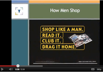 TrendSight: Marketing to Women - How Men and Women Shop Differently | Marketing | Scoop.it