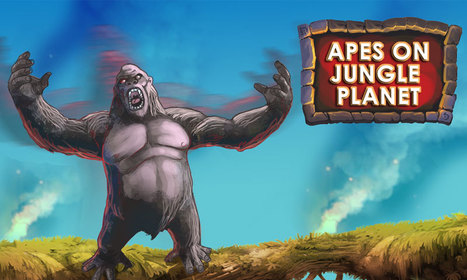 Apes On Jungle Plane | Android Games By Bright Geeks | Scoop.it