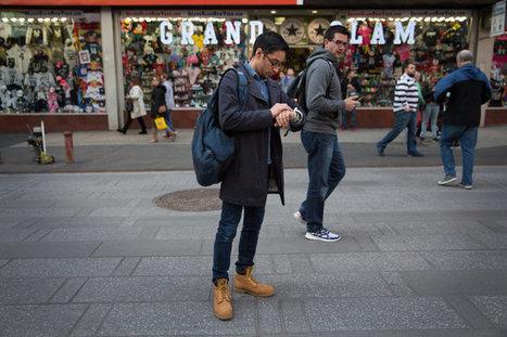 Dear Diary: My Week Wearing an Apple Watch | Back Chat | Scoop.it
