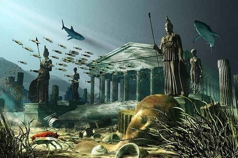 10 Earthly Entrances To The Afterlife we invented religion to mask fear of death | Limitless learning Universe | Scoop.it