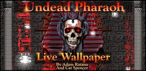 Undead Pharaoh Skull Wallpaper v1.0.1 (paid) apk download | ApkCruze-Free Android Apps,Games Download From Android Market | pharaoh | Scoop.it