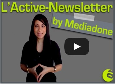 Active-newsletter Edition janvier 2014 | Active-vidéo | Scoop.it