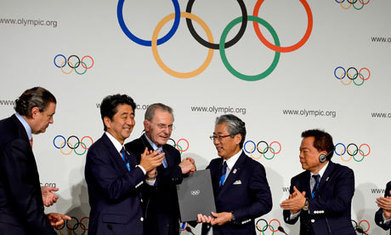 Japanese bid's passion earns Tokyo the 2020 Olympic Games - The Guardian | 2020 Summer Olympics decision play | Scoop.it