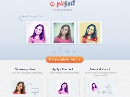Ajoutez des effets sur vos photos avec PicFull | TICE & FLE | Scoop.it