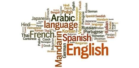 Los 5 idiomas más importantes del futuro | Todoele - ELE en los medios de comunicación | Scoop.it