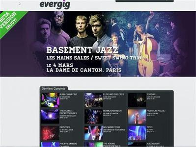 Evergig, la vidéo de concert collaborative - Multimédia et nouvelles technologies - ouest-france.fr | La machine à bulle 2.0 | Scoop.it