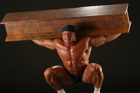 7 Conseils pour travailler la force en musculation - Partie 2/2   Comment se muscler rapidement   Se muscler rapidement   Scoop.it