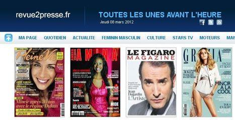 revue2presse.fr - La revue de presse 100% gratuite sur le Web | Education aux médias | Scoop.it
