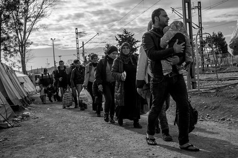 Refugees in Greece in a never ending ordeal | Cultures, Identity and Constructs | Scoop.it