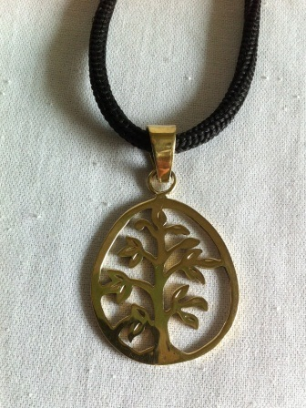 Recycled Brass Bomb Shell Jewellery