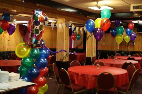 First Birthday parties   Kids 1st Birthday Parties   Balloons Theme Decorations   Apnabirthdayorganizer   Scoop.it