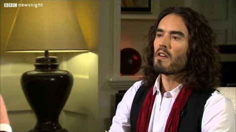 Russell Brand May Have Started a Revolution Last Night | Bits and Bobs | Scoop.it