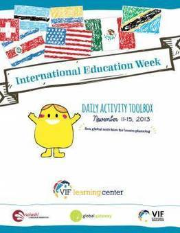 International Education Week Activity Toolkit | Leading learning | Scoop.it