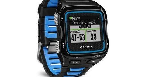 Forerunner 920 XT, la nouvelle montre de Garmin | LerunnerGeek.fr | Scoop.it
