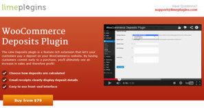 Limeplugins WooCommerce Deposits Plugin ver1.3.5 | Wordpress Themes | Scoop.it